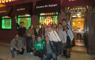 Pilsen Walk & Talk Group Photo