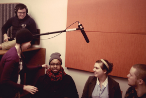 Click to watch The Breakroom, our web series