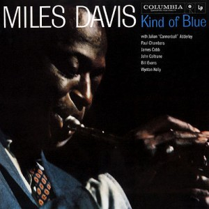 Miles' Davis magnum opus album. Regarded as THE jazz album.