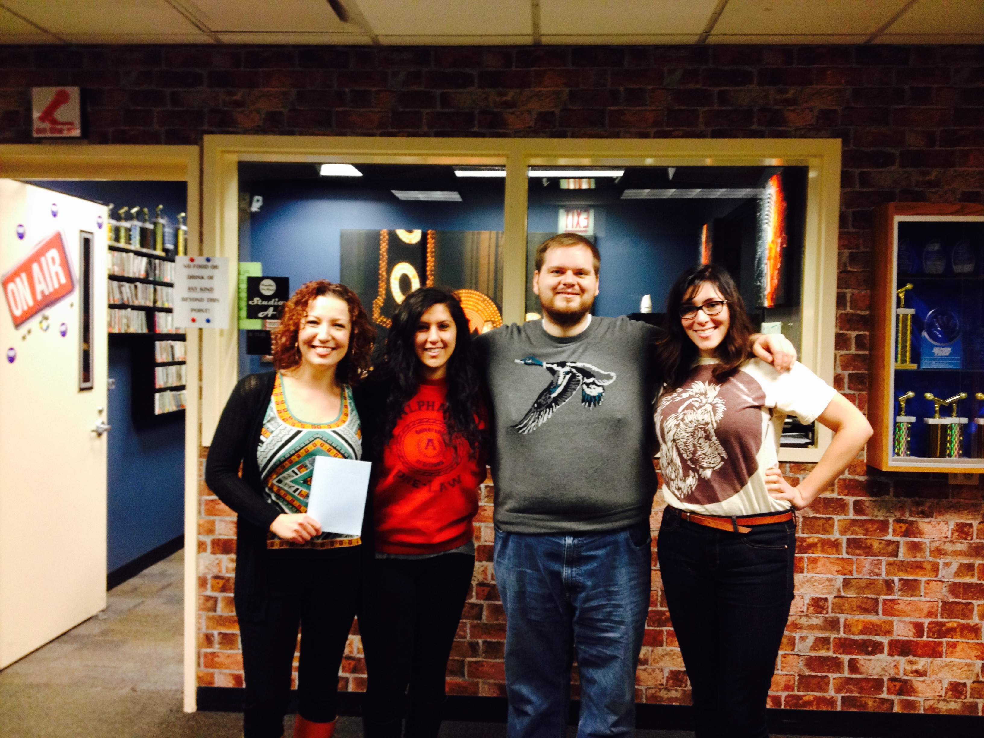 Stephanie Klein joined Scrawl last week for an episode about DePaul's lit journal, Crook and Folly!