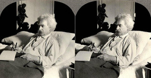Mark Twain wrote in bed, so why not you?